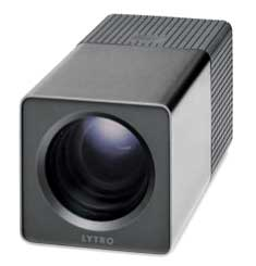 Lytro focus-later digital camera
