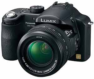 Panasonic Lumix camera